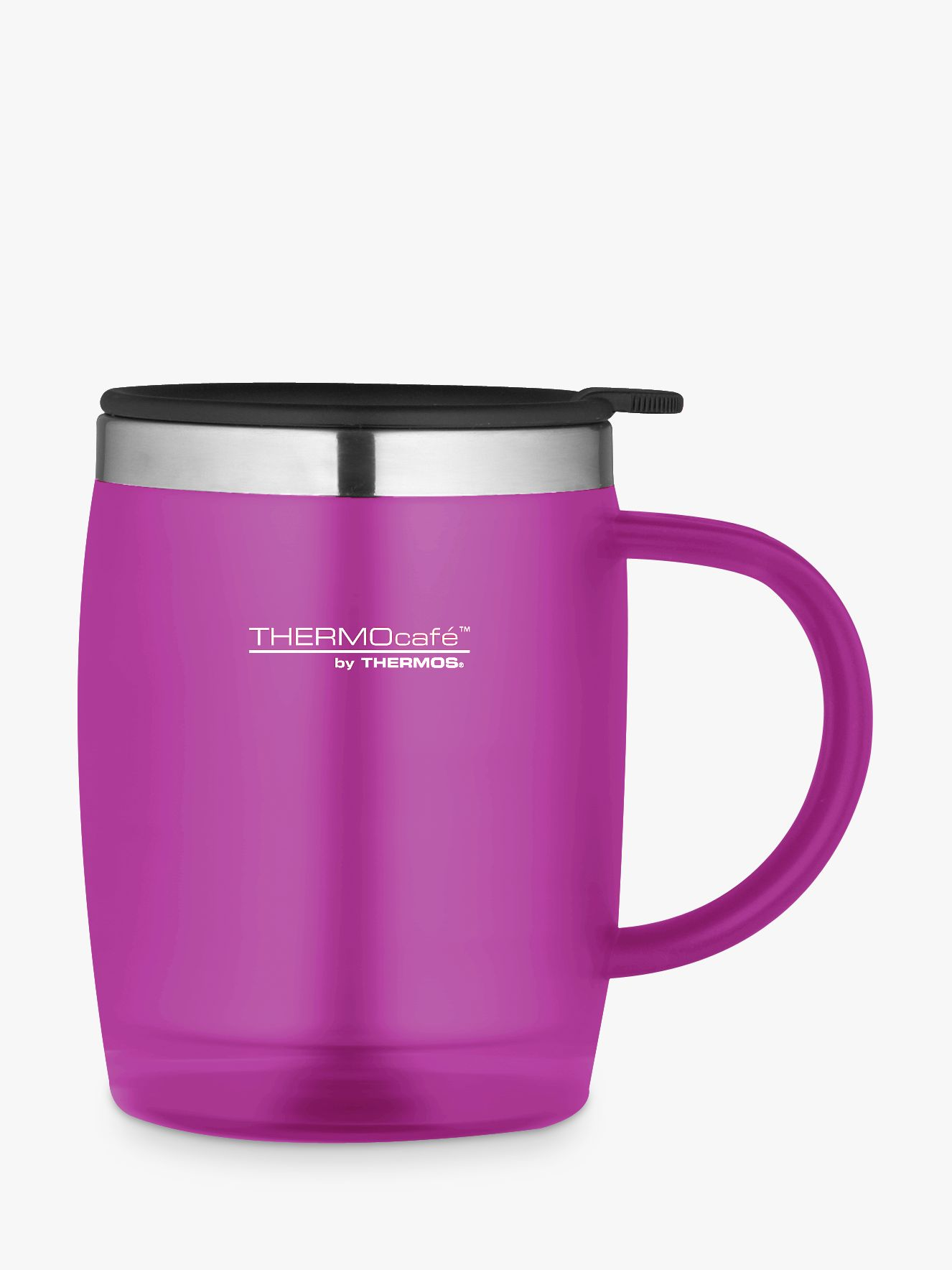 Thermos Thermos Thermocafe Soft Touch Desk Mug, 450ml