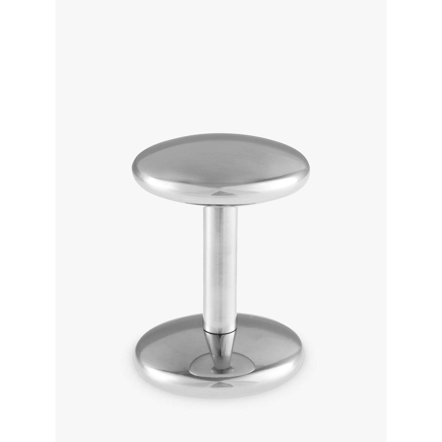 Kitchen Craft Le Xpress Stainless Steel Coffee Tamper Silver At Johnlewis Com