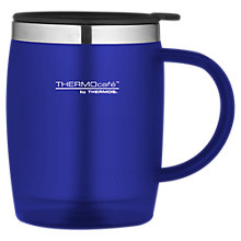 Buy Thermos Thermocafe Soft Touch Desk Mug, 450ml Online at johnlewis.com