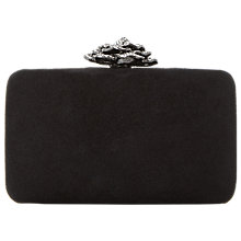 Buy Dune Bellflower Box Clutch Bag Online at johnlewis.com