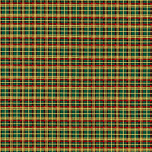 Buy Oddies Textiles Tartan Print Fabric Online at johnlewis.com