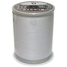 Buy Janome Bobbin Thread, 1000m, White Online at johnlewis.com