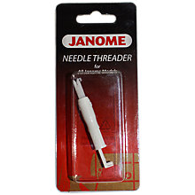 Buy Janome Sewing Machine Needle Threader Online at johnlewis.com