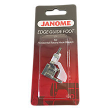 Buy Janome Edge Guide Foot Online at johnlewis.com