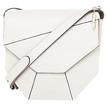 Buy Ted Baker Colour By Numbers Limetta Leather Cross Body Bag Online at johnlewis.com