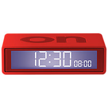 Buy Lexon Mini Flip Clock Online at johnlewis.com