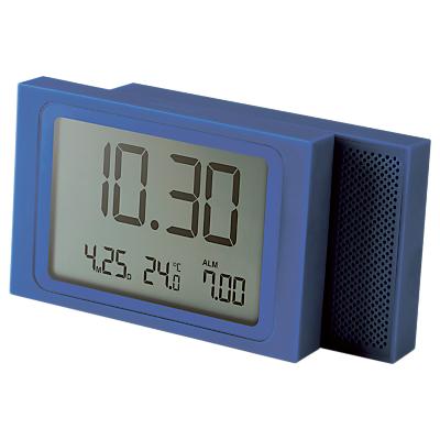 Lexon Slide Alarm Clock