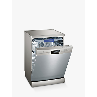 Image of Siemens SN236I00MG Freestanding Dishwasher, Stainless Steel