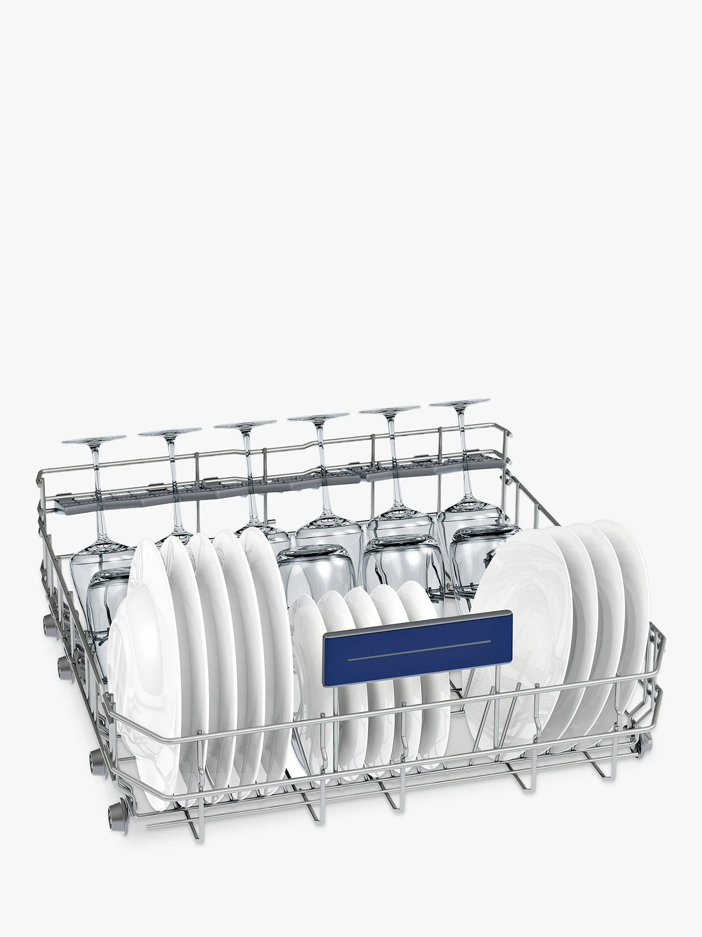 Siemens SN236I00MG Freestanding Dishwasher, Stainless Steel at John ...