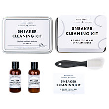 Buy Men's Society Sneaker Cleaning Kit Online at johnlewis.com