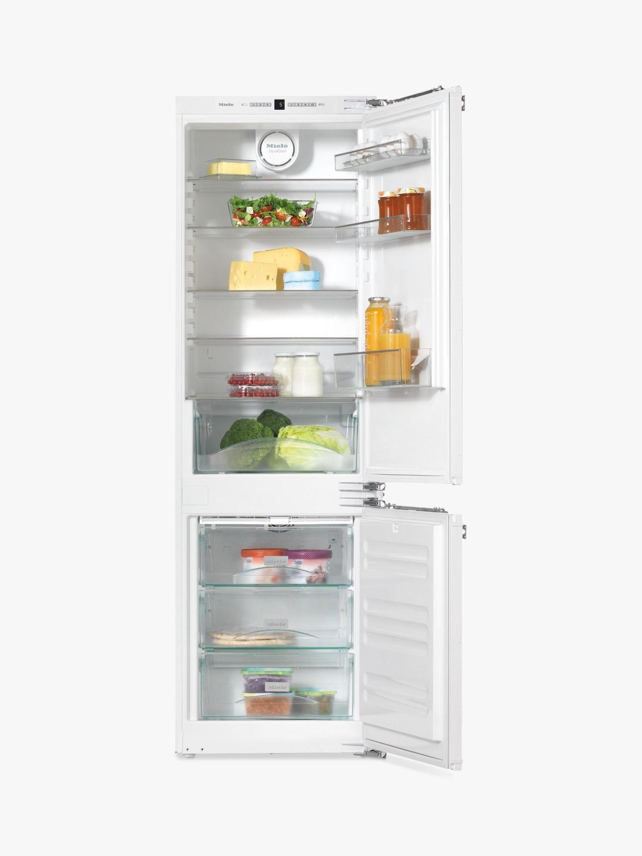 Miele Miele KFN37232iD Fridge Freezer, A++ Energy Rating, 54cm Wide, White