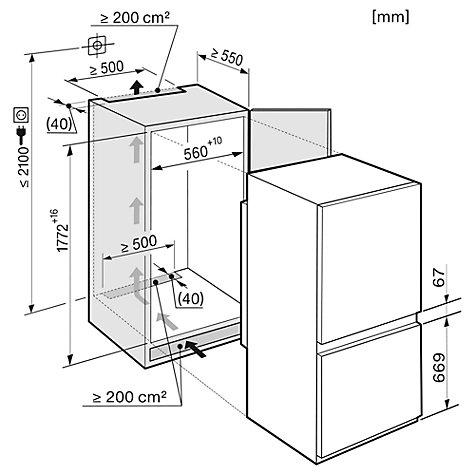 Buy Miele KFN37132 iD Fridge Freezer, A++ Energy Rating