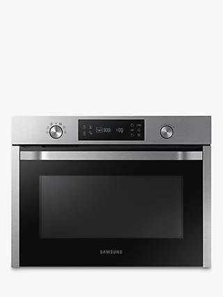 Samsung Nq50k5130bs Eu Built In Microwave Black Stainless Steel