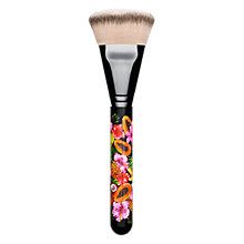 Buy MAC 125 Split Fibre Dense Face Brush - Fruity Juicy Online at johnlewis.com