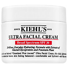 Buy Kiehl's Ultra Facial Cream SPF 30, 50ml Online at johnlewis.com