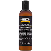 Buy Kiehl's Healthy Hair Scalp Shampoo & Conditioner Online at johnlewis.com