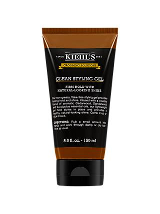 Kiehl's Grooming Solutions Clean Styling Gel, 150ml