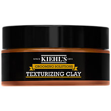 Buy Kiehl's Grooming Solutions Texturising Hair Clay, 50ml Online at johnlewis.com