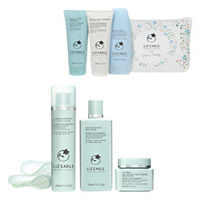 Buy Liz Earle Cleanse & Polish™, Skin Tonic, Cloths and Moisturiser, Dry with Gift Online at johnlewis.com