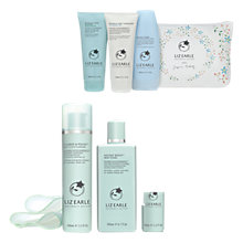 Buy Liz Earle Cleanse & Polish™, Skin Tonic, Cloths and Moisturiser, Normal with Gift Online at johnlewis.com