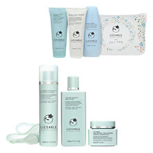 Buy Liz Earle Cleanse & Polish™, Skin Tonic, Cloths and Moisturiser, Oily with Gift Online at johnlewis.com