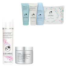 Buy Liz Earle Cleanse & Polish™ Rose & Lavender and Overnight Mask with Gift Online at johnlewis.com