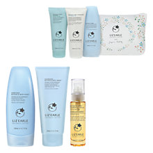 Buy Liz Earle Nourishing Botanical Body Cream™, Body Scrub and Hair Shine Oil with Gift Online at johnlewis.com