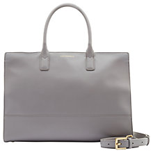 Buy Lulu Guinness Daphne Smooth Leather Medium Shoulder Bag Online at johnlewis.com