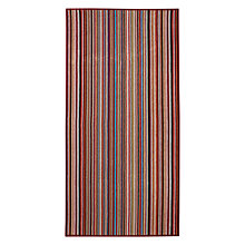 Buy Paul Smith Signature Stripe Large Towel, Multi Online at johnlewis.com