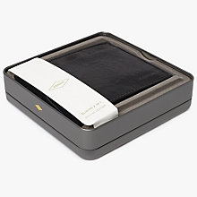 Buy Fossil Neel Flip ID Bifold Wallet, Black Online at johnlewis.com