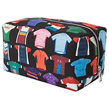 Buy Paul Smith Cycling Jersey Wash Bag, Black Online at johnlewis.com