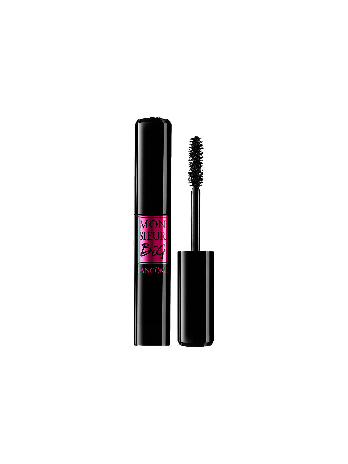 7ae0c02e9f0 Buy Lancôme Monsieur Big Mascara, 01 Big Is The New Black Online at  johnlewis.