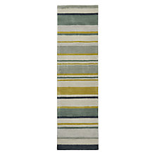 Buy John Lewis Country Chateaux Stripe Runner Rug, Multi Online at johnlewis.com