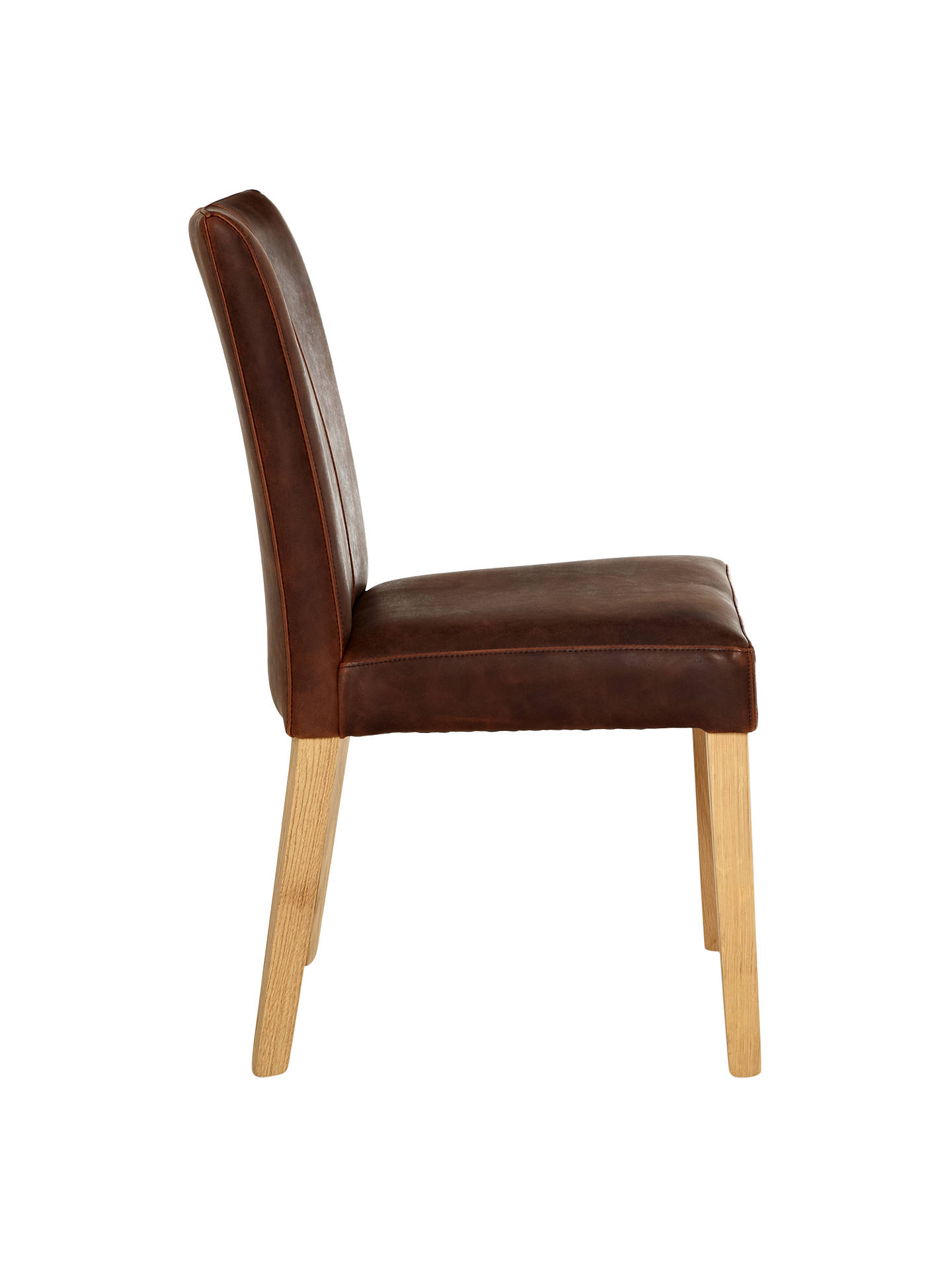 BuyJohn Lewis & Partners Calia Dining Chair, Ash Online at johnlewis.com