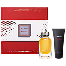 Buy Cartier L'Envol de Cartier 80ml Eau de Parfum Fragrance Gift Set Online at johnlewis.com