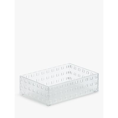 like-it Bricks Plastic Storage Boxes, Set of 2