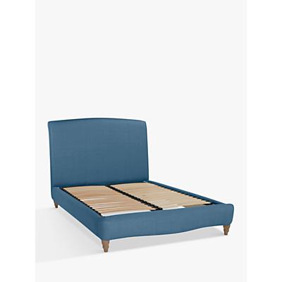 Fudge Bed Frame by Loaf at John Lewis in Clever Linen, King Size
