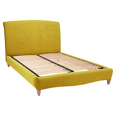 Fudge Bed Frame by Loaf at John Lewis in Clever Velvet, Double