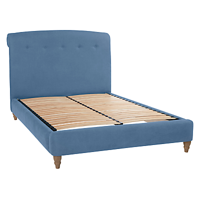 Peachy Bed Frame by Loaf at John Lewis in Brushed Cotton, King Size