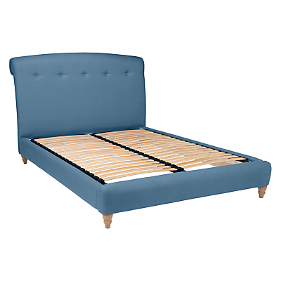 Peachy Bed Frame by Loaf at John Lewis in Clever Linen, Double