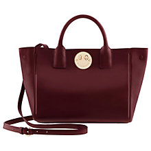 Buy Hill and Friends Happy Mini Leather Tote Bag Online at johnlewis.com