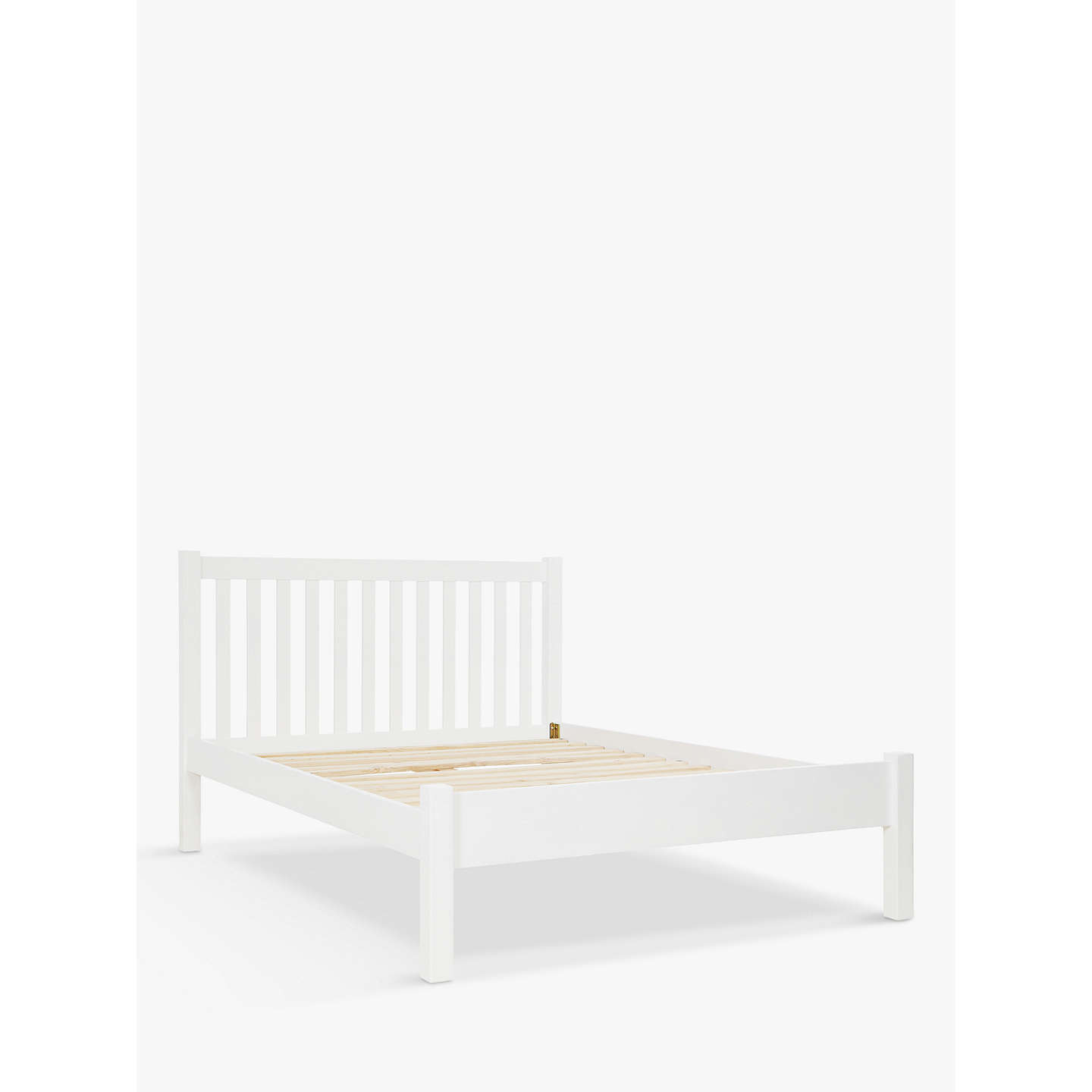 John Lewis Wilton Bed Frame Double at John Lewis