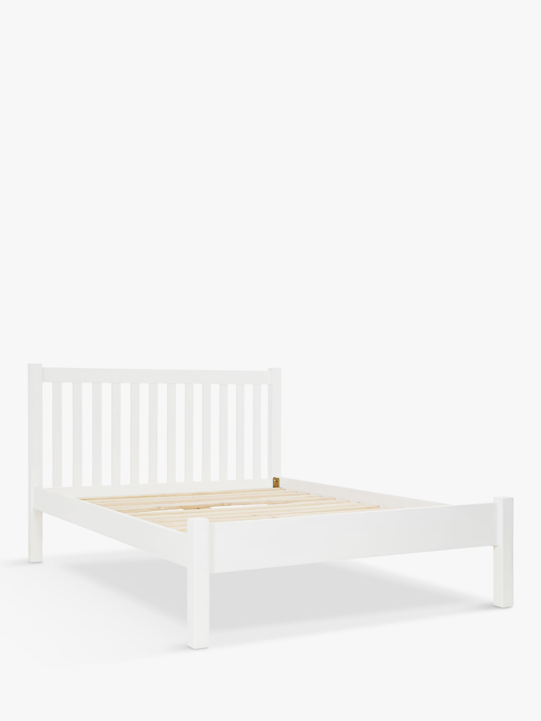 Picture of: John Lewis Partners Wilton Bed Frame Double At John Lewis Partners