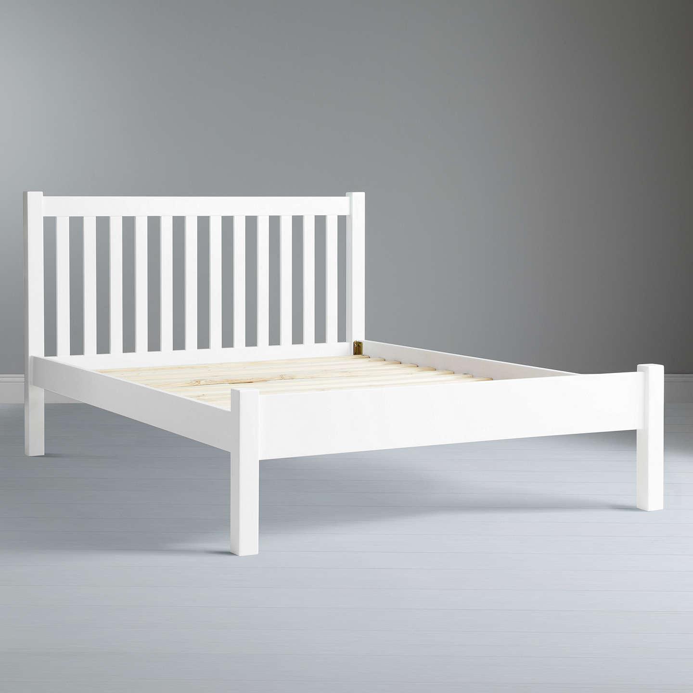 John Lewis Wilton Bed Frame Double at John Lewis