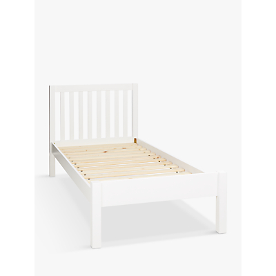 John Lewis & Partners Wilton Child Compliant Bed Frame, Single