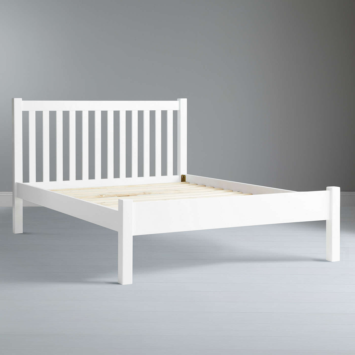 John Lewis Wilton Bed Frame King Size at John Lewis