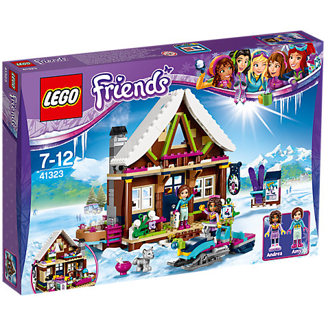 Shop LEGO Friends Heartlake Lighthouse. Free delivery and returns on eligible orders of £20 or tiucalttoppey.gqs: