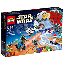 Buy LEGO Star Wars 75184 Advent Calendar Online at johnlewis.com