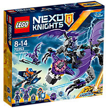 Buy LEGO Nexo Knights 70353 The Heligoyle Online at johnlewis.com