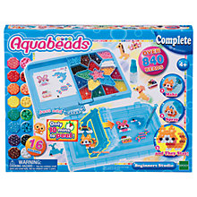 Buy Aquabeads Beginners Studio Online at johnlewis.com